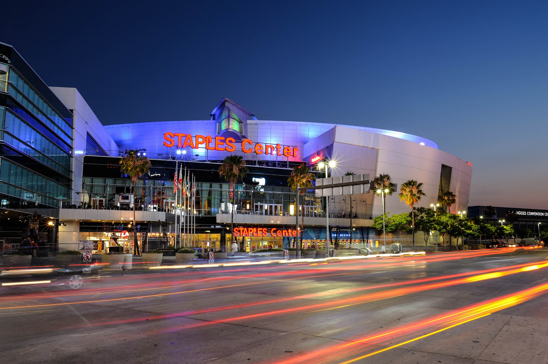 Los Angeles Tipps Staples Center