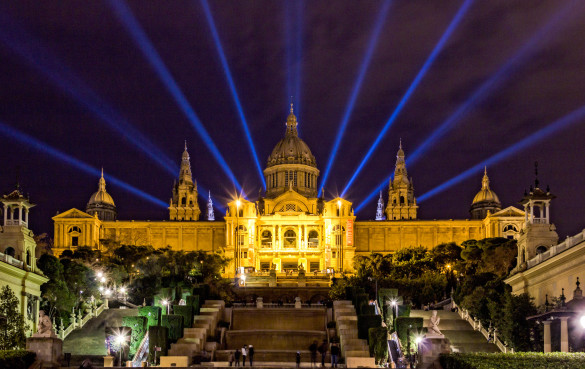 The Museu Nacional d'Art de Catalunya, abbreviated as MNAC, is the national museum of Catalan visual art located in Barcelona, Catalonia, Spain