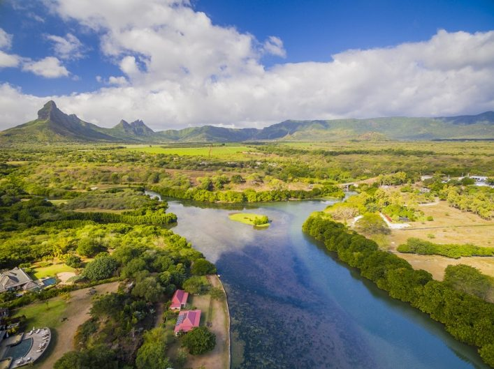 Black River Gorge National Park in Mauritius