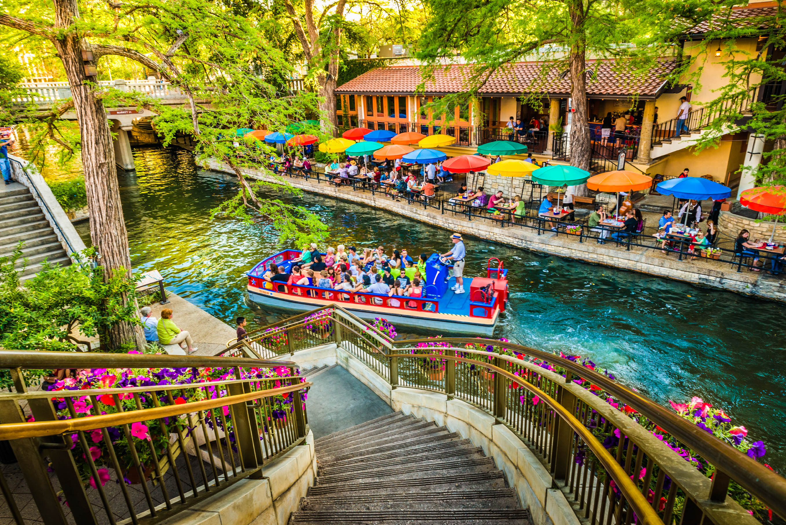 Texas Tipps San Antonio, River Walk
