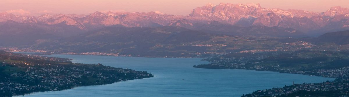 lake-zuerich-at-sunset-on-a-clear-day-view-from-uetliberg-switzerland_shutterstock_31346164
