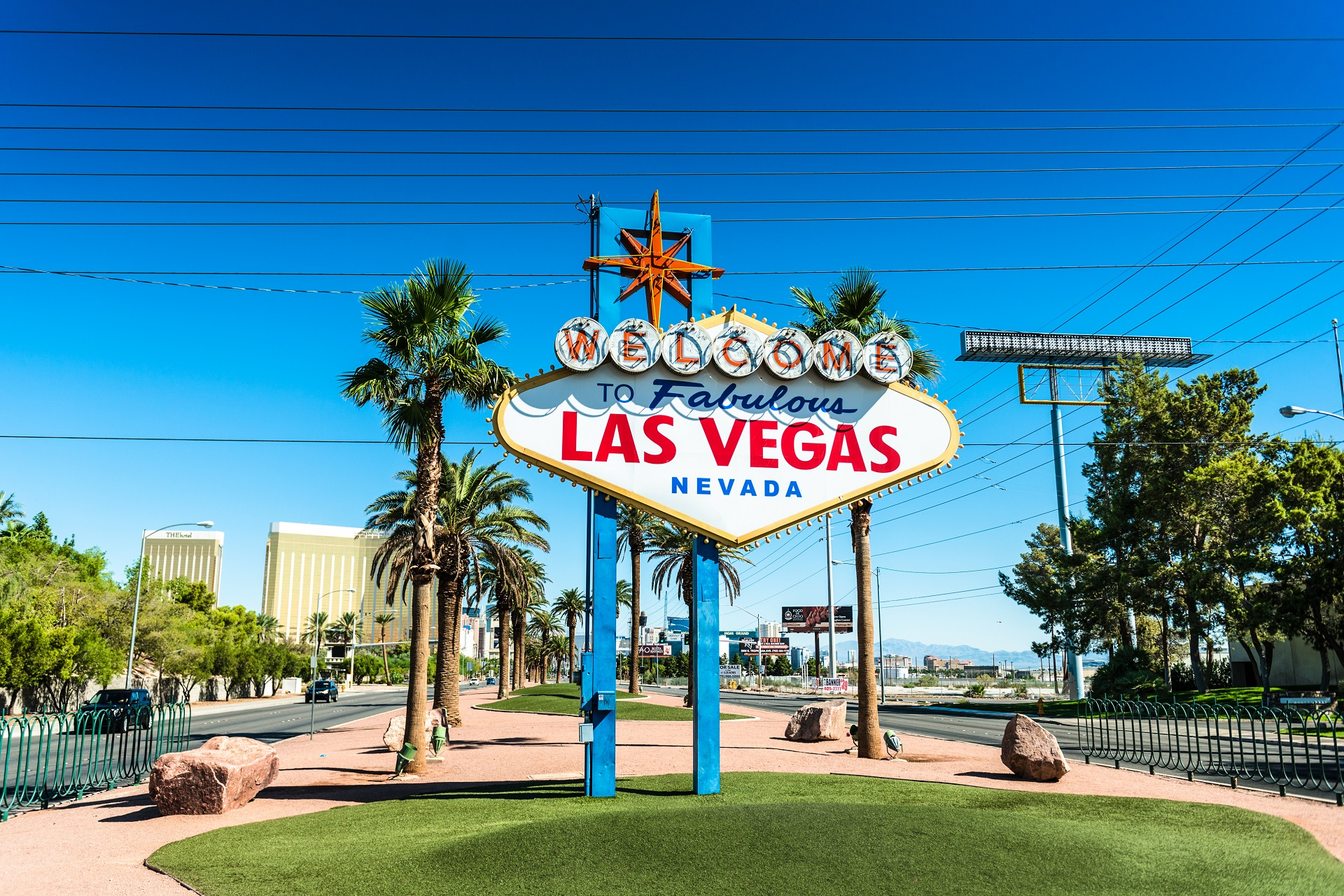 Do and Don'ts in Las Vegas, Las Vegas Sign, Welcome to Fabulous Las Vegas Nevada