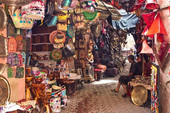 view-of-a-stall-at-main-bazaar-in-marrakech-morocco-shutterstock_235504540-2-1
