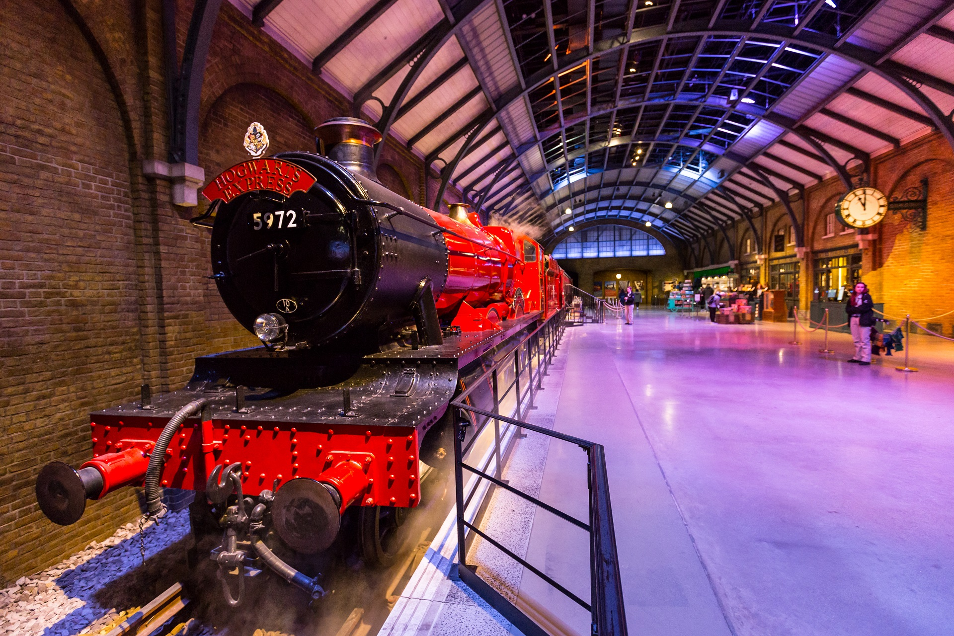 Warnes Bros Studio Tour London, Harry Potter Tour London, Hogwarts Express