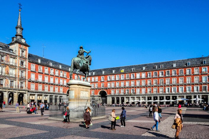 Madrid Tipps Plaza Mayor
