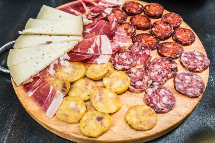 cured-ham-sausage-and-cheese-tapa-istock_79529579_large-2