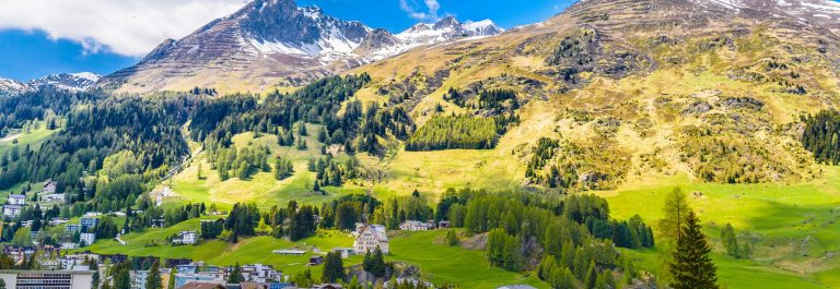 Wooden-cottage-houses-on-green-fields-Davos-Graubuenden-Switzerland_shutterstock_1224021151-smaller