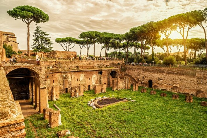the-ruins-of-the-stadium-of-domitian-on-the-palatine-hill-at-sunset-in-rome-italy-shutterstock_281865080-2
