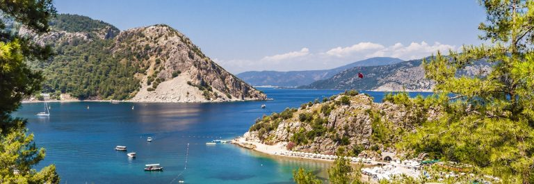 Turunc Bays in Marmaris