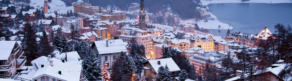 Dusk-winter-view-of-the-worldwide-famous-ski-resort-of-St.-Moritz-Graubunden-Switzerland_shutterstock_1106831402