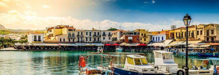 scenery – old venetian port