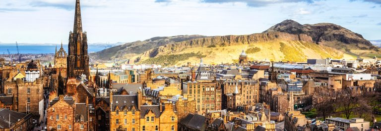 Looking-Over-Edinburgh-Old-Town-To-Arthurs-Seat-iStock_000060216932_Large-2