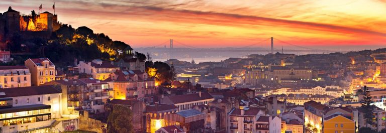 Cityscape-of-Lisbon-in-the-beautiful-sunset.-Porugal_shutterstock_240891601