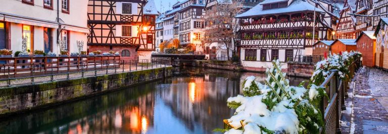 Strasbourg-France.-Christmas-Market-in-Petite-France-old-district-of-Strassburg-in-Alsace_shutterstock_789799141