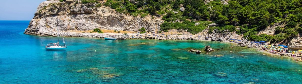 Anthony-Quinn-Bay.-Rhodes-Greece-iStock_77640993