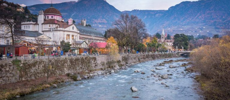 Meran-in-South-Tyrol-Italy-during-the-Christmas-season-with-the-magic-of-light-effects_shutterstock_525101101