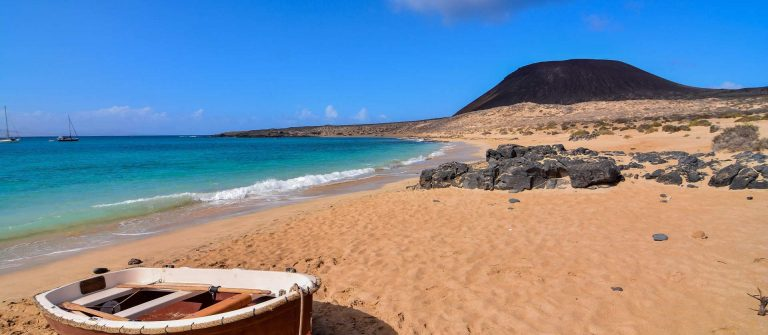 Spanish-View-Landscape-in-Lanzarote-Tropical-Volcanic-Canary-Islands-Spain_shutterstock_511021891