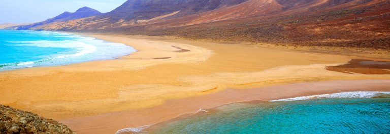 Cofete-Fuerteventura-Barlovento-beach-at-Canary-Islands-of-Spainshutterstock_373826671