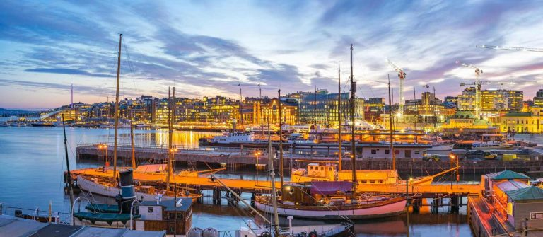 Port-of-Oslo-city-in-Norway_shutterstock_649750078