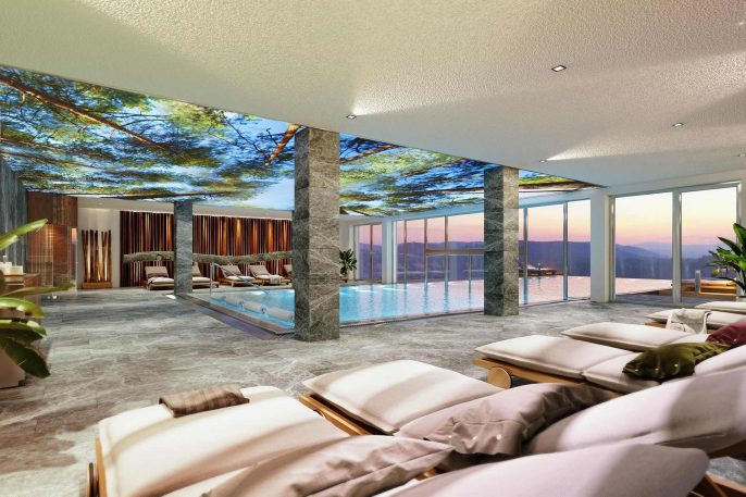 HE ALMGUT Mountain Wellness Hotel
