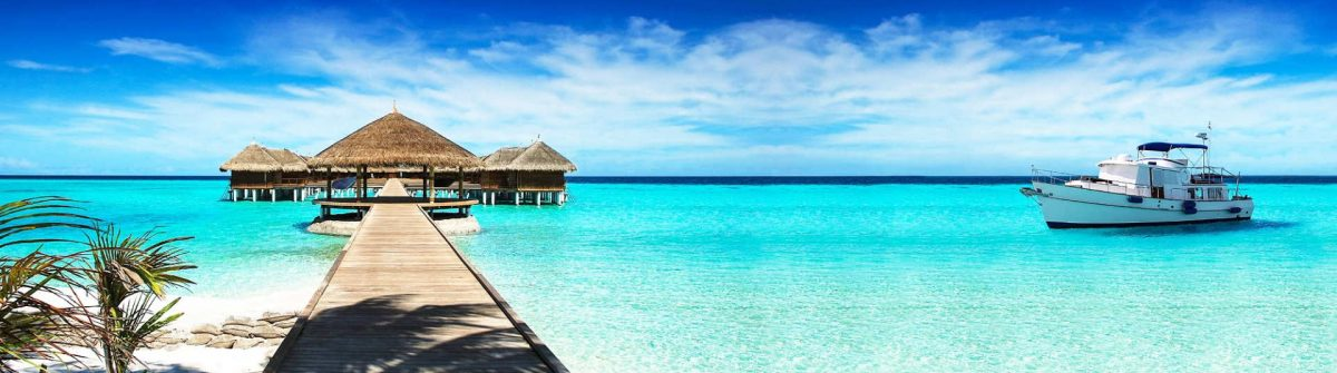 Dream trip to the Maldives