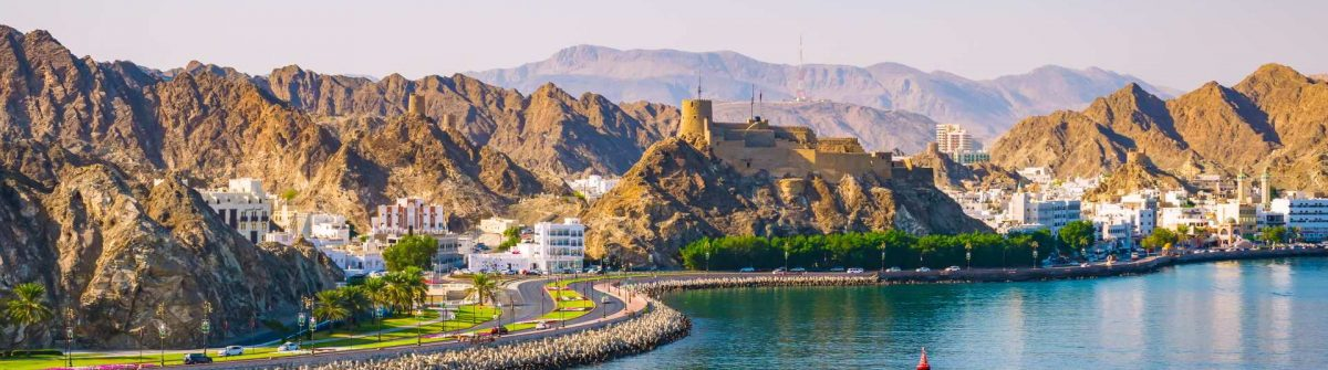 Waterfront-of-Muscat-Oman_shutterstock_1012269667
