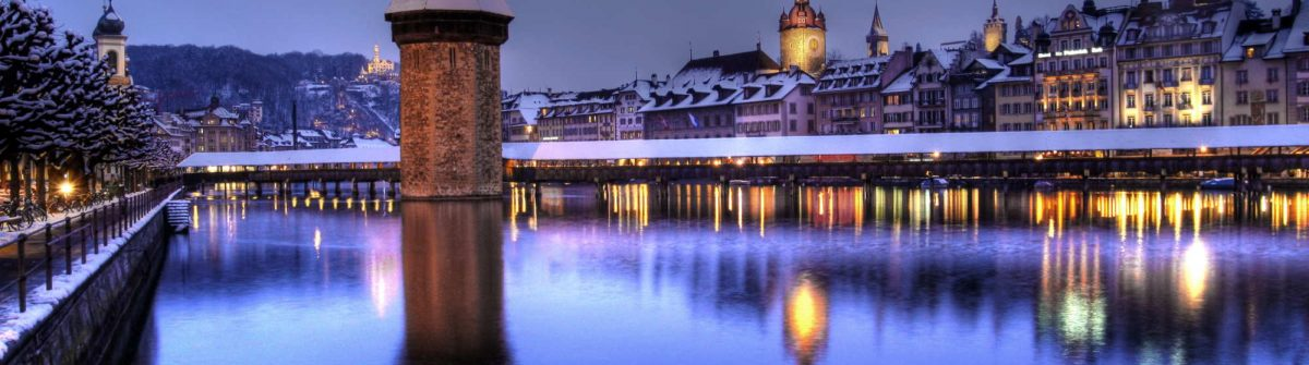 LucerneLuzern-winter-night-panoramic-Switzerland_shutterstock_25098994